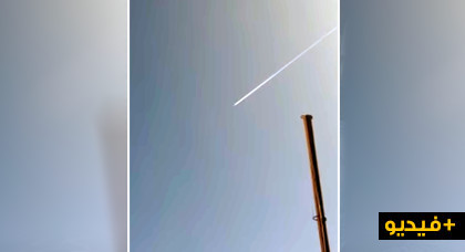 بالفيديو.. طائرة حربية تحلق فوق الصحراء المغربية لمراقبة تحركات ميليشيات البوليزاريو