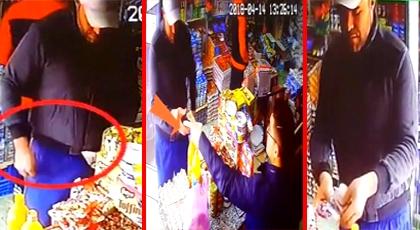 """الدريوش.. كاميرا مراقبة ترصد عملية سرقة """"احترافية"""" داخل محل لبيع المواد الغذائية بجماعة دار الكبداني"""