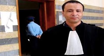 الحكم على محامي الحراك البوشتاوي بسنتين حبسا نافذا