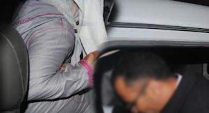 مسؤولة أمنية بالدارالبيضاء تفضح زوج إبنتها مع عشيقته وهاشنو وقع