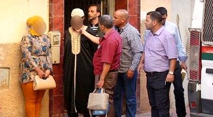 أيام قبل رمضان.. اعتقال إمام مسجد وأب لثلاثة أبناء متلبس بالخيانة الزوجية مع زوجة جاره