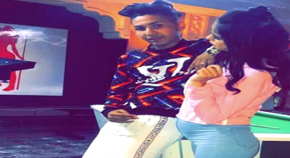 """خديجة حامل في شهرها الرابع.. أصغر """"كوبل"""" في المغرب ينتظر مولودا (+صورة)"""