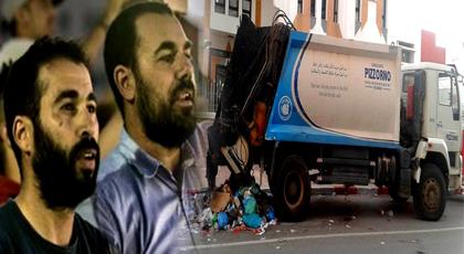 أحمجيق: لولا الزفزافي لتم إحراق الشاحنة التي طحنت محسن فكري