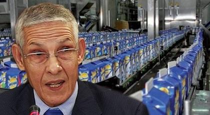 """الداودي: أنا خايف شركة """"سنطرال"""" تحط السوارت وتخلي المغاربة بلا حليب فرمضان"""