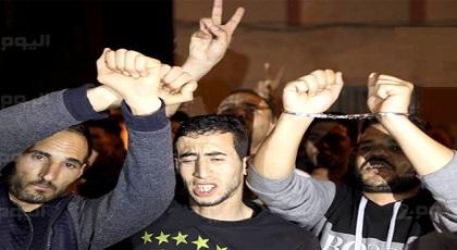 ابتدائية الحسيمة تقضي بسجن نشطاء حراكيين بتهم ضمنها التحريض ضد الوحدة الترابية