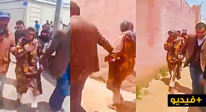 غير بعيد عن الناظور.. إحتجاز سيدة مع الكلاب من طرف إخوتها لمدة 16 سنة بسبب الإرث