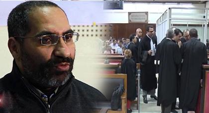 """أغناج: غابت أدلة الاتهام خلال محاكمات معتقلي الريف وملف """"الحراك"""" يدخل منعطفا خطيرا"""