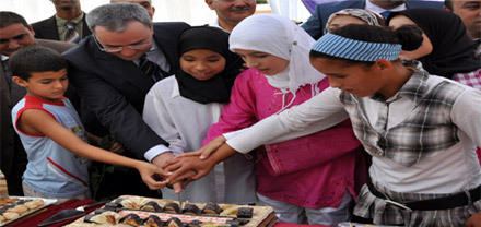 مؤسسة دار البر بزايو تحتفل باختتام السنة الدراسية