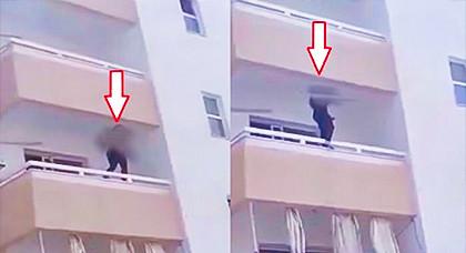 متزوجة تنتحر برمي نفسها من الطابق الثاني بعدما تعرضت للابتزاز من عشيقها