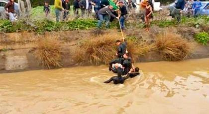 مأساة.. مصرع طفل غرقا في إحدى قنوات الري بجماعة بوعرك