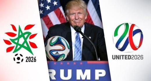 ديبلوماسي مغربي : ترامب يشترط انسحاب المغرب من مونديال 2026 مقابل دعم قضية الصحراء