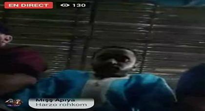 مثير.. في أول صلاة تراويح.. شاب يطلق تقنية المباشر داخل مسجد يثير سخطا فايسبوكيا