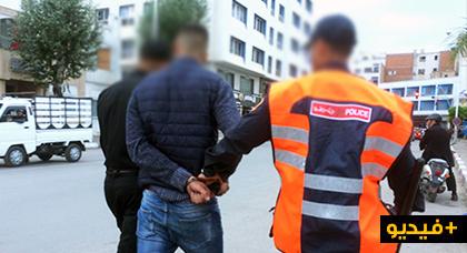 في أول أيام رمضان.. مواطن يتشاجر مع شرطي  مرور ويلوذ بالفرار قبل أن يتم إعتقاله