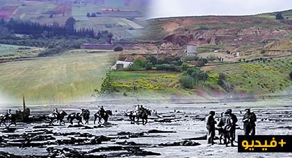 """معركة أنوال.. شاهدوا الجبل التاريخي الذي """"دفن"""" فيه الريفيون بزعامة الخطابي الآلاف من الجيش الاسباني"""