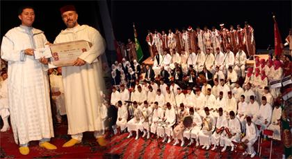 تخليدا لذكرى وفاة المغفور له الملك محمد الخامس.. مؤسسة بسمة تنظم الليلة الكبرى للمديح والسماع الصوفي