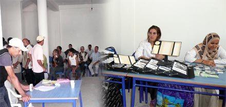 جمعية بويا بن الطيب تنظم قافلة طبية لفائدة ساكنة بن طيب