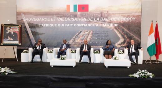 وفد حكومي إيفواري يزور المغرب ويشيد بنتائج مارتشيكا ميد في تثمين خليج كوكودي