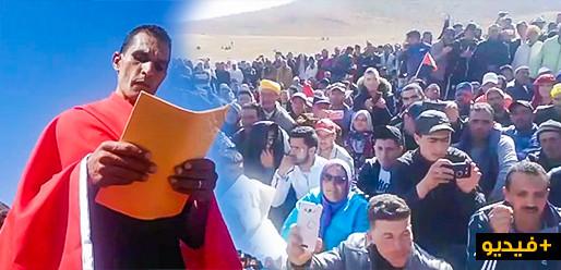 غريب.. ألاف المغاربة يتوافدون على جبل بعد تصديقهم رواية شخص يعدهم بالكنوز