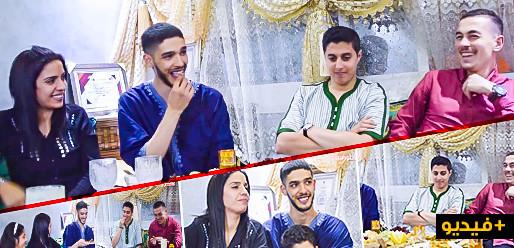 لأول مرة فافي وسيليا بعد زواجهما.. هكذا  يقضيان أيام رمضان وهذا سبب زواجهما ومشروعهما