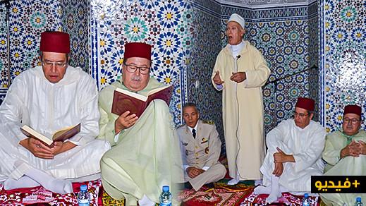 عامل إقليم الناظور يترأس حفلا دينيا إحياء لليلة القدر  وسط أجواء روحانية