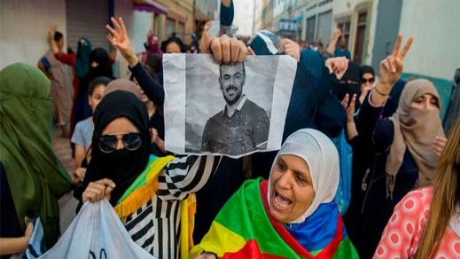 """عائلات معتقلي حراك الريف يقاطعون احتفالات """"العيد"""" تضامنا مع أبنائهم القابعين بالسجون"""