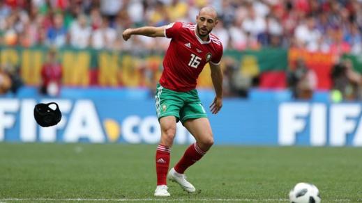 الأداء القتالي لإبن الناظور نور الدين أمرابط يكسبه قلوب المغاربة
