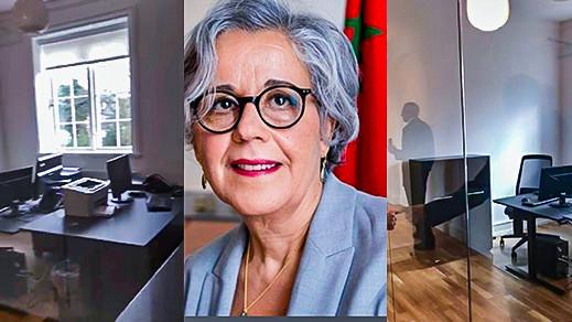مهاجرون يشيدون بإعادة ترميم سفارة المغرب بكوبنهاغن