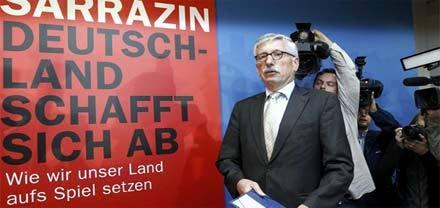 عضو في مجلس إدارة البنك المركزي يهاجم المسلمين بألمانيا