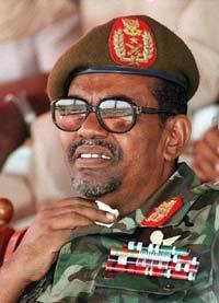 قضية الرئيس عمر البشير أمام المحكمة الجنائية الدولية