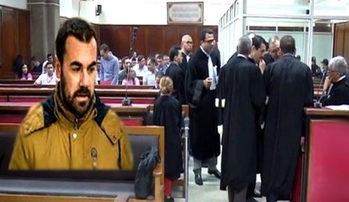الزفزافي ورفاقه يمتنعون عن الكلام خلال جلسة الحكم والقاضي يدخل الملف للمداولة
