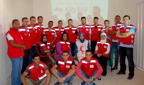 يهم شباب الإقليم.. الهلال الأحمر يطلق مبادرة تكوين الفوج 2 من المنبهين والفرق الإسعافية بالدريوش