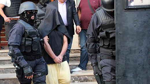 خطير.. اعتقال شخص بالناظور و ثلاثة اخرين تدربوا على صناعة المتفجرات للقيام بأعمال ارهابية