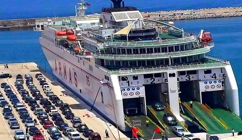 بالأرقام.. ميناء الحسيمة يسجل ارتفاعا في عدد الوافدين مقابل انخافض بميناء الناظور