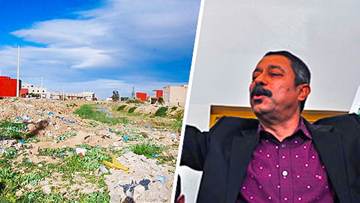 لمزوق من برا والخانز من داخل.. نشطاء ينذرون بكارثة بيئية بالعروي ويطالبون رئيس الجماعة بالتدخل