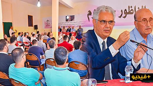 نزار بركة: عبد الكريم الخطابي رمز للجهاد وحزب الاستقلال ليس عدوا للريف