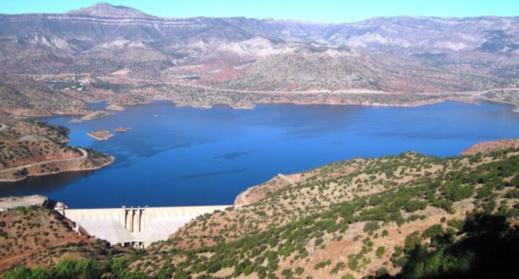 """الحكومة تراهن على """"سد غيس"""" لتوفير الماء الشروب وحماية الحسيمة من الفيضانات"""