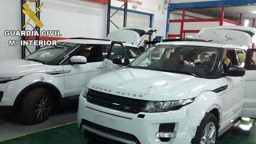 تفكيك شبكة اجرامية خطيرة.. غزت أكبر البلدان الأوروبية و هربت 121 سيارة مسروقة إلى المغرب