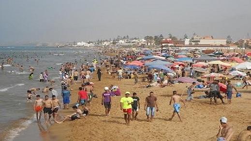 """شاطئ قرية أركمان يصنف """"خامسا"""" وطنيا في ترتيب أفضل شواطئ المغرب"""