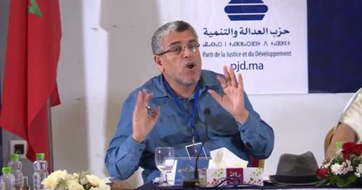 الرميد يشبه منخرطي حزبه المعارضين للحكومة باللاعب بوهدوز
