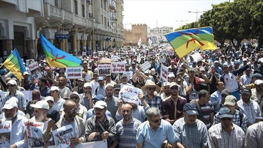 العدل والإحسان تعلن مشاركتها في مسيرة الرباط لدعم معتقلي حراك الريف