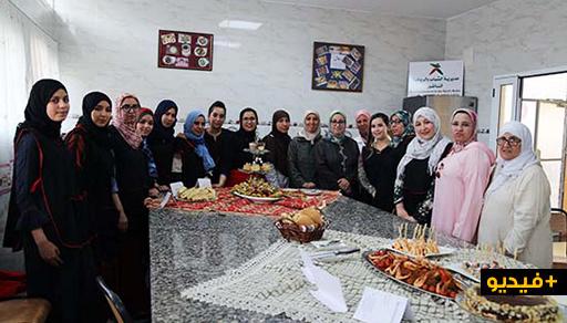 النادي النسوي بالناظور يقيم حفل التخرج لفائدة متدرباته في فن الطبخ