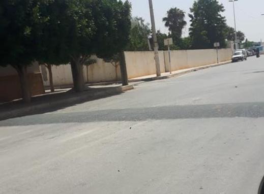 مواطنون من العروي يستغربون احداث حواجز لتخفيف السرعة بالقرب من المستشفى