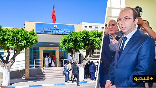 """وزير الصحة يكشف لـ""""ناظورسيتي"""" عن مآل مشروع """"المستشفى الجديد"""" الذي تنتظره ساكنة إقليم الناظور"""