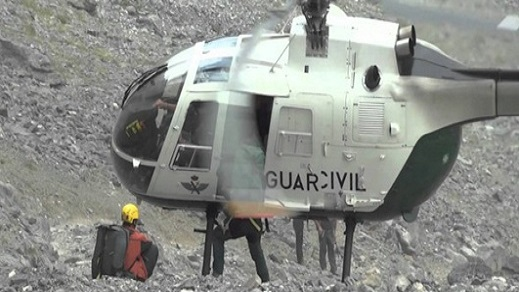 """مثير.. إسبانيا تعتزم مراقبة ورصد مام يجري على حدود """"مليلية"""" بواسطة طائرات الهليكوبتر"""
