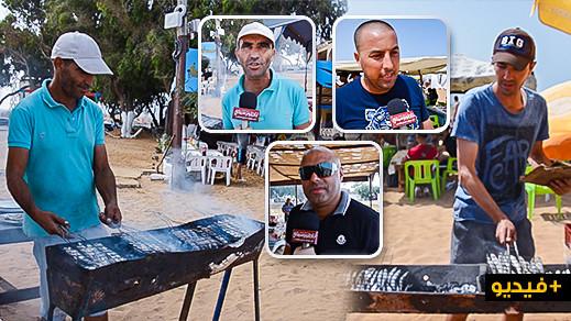 ركود تجاري غير مسبوق في شاطئ أركمان يقلق ملاك مطاعم السمك