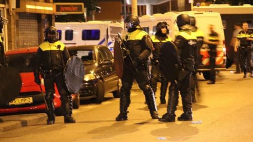 هولندا: اعتقال مغربيين خططا لشن هجمات إرهابية في باريس وروتردام