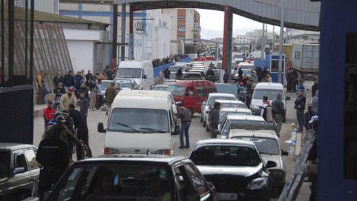 سلطات مليلية تستنفر دبلوماسية بلادها لثني المغرب عن حظر استيراد السلع عبر بني انصار