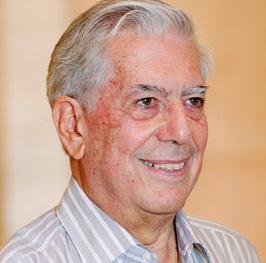 البيروفي ماريو فارغاس يوسا يحصل جائزة نوبل للثقافة والفنون والآداب