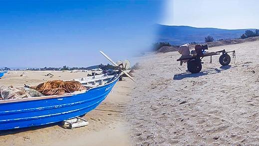 ظاهرة الصيد البحري الجائر تزداد استفحالا بسواحل الناظور والسلطات في دار غفلون