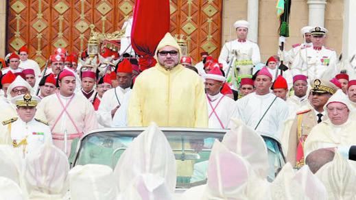 الملك يترأس حفل الولاء بتطوان.. واجتماع هام بالحسيمة هذا اليوم بحضور رئيس الحكومة